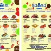 Face To Face Coffee & Bistro, Konyaaltı Menü Sayfa 3