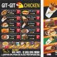 Gıt Gıt Chicken, Leblebiciler menü fotoğrafı küçük